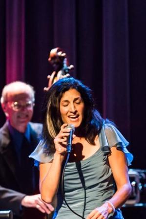 Leah at Jazz Alley