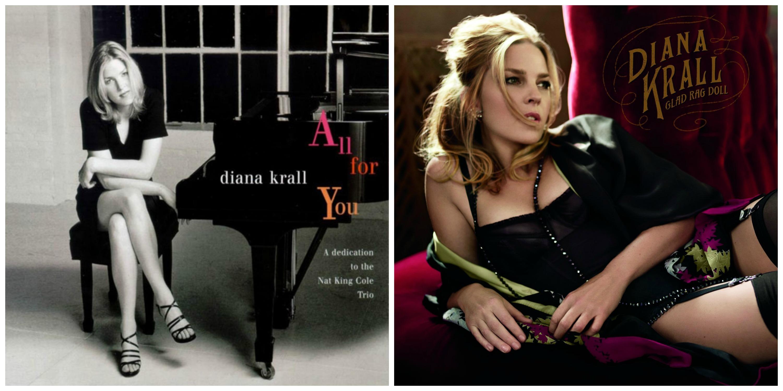 DKrall-album covers
